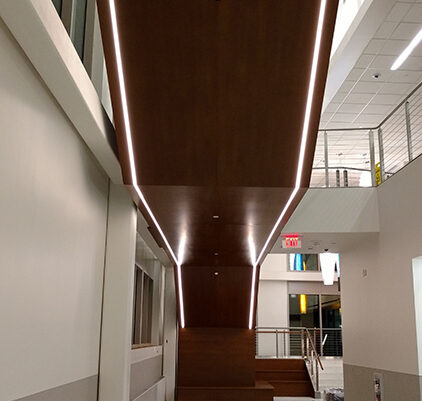 CommCab Millwork West Chester Monumental Stairs